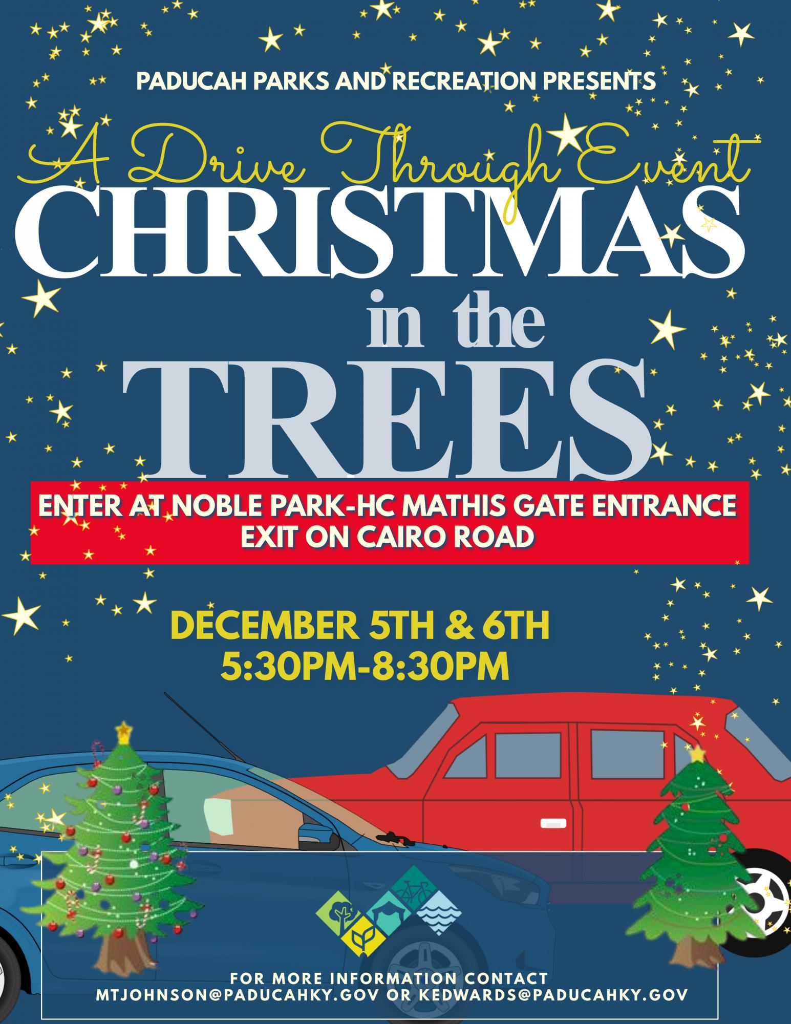 Christmas Float Event | City of Paducah
