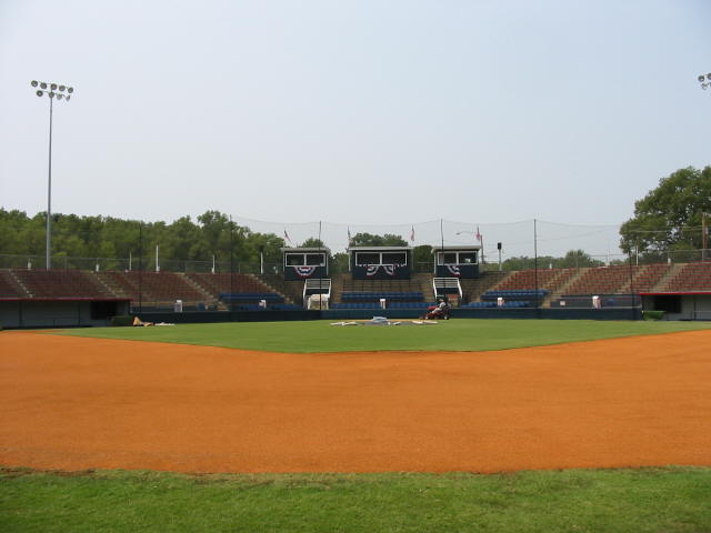 Brooks Stadium And Park City Of Paducah