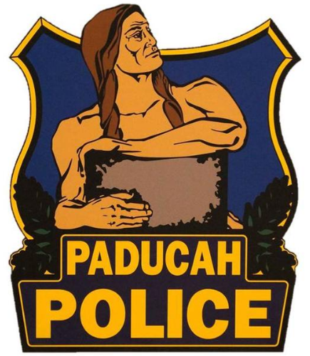 Paducah Police Department Patch