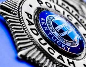 Paducah Police badge