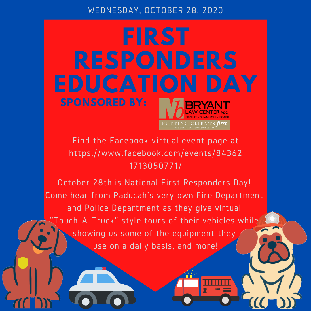 first responders education day