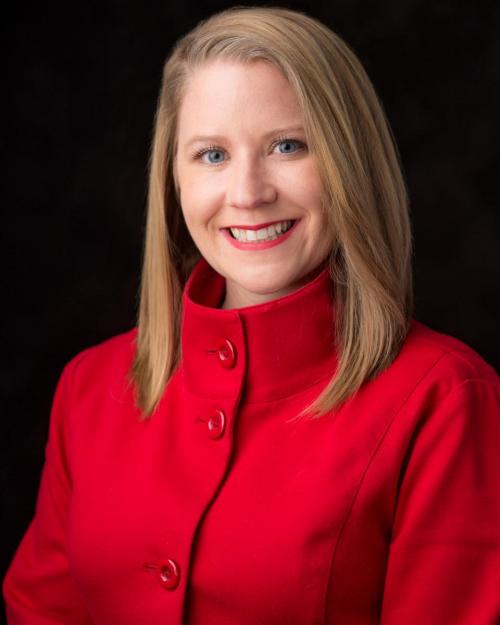 Mayor Brandi Harless