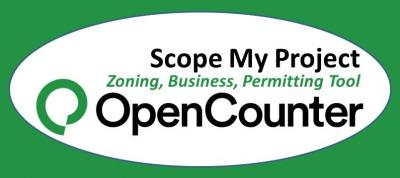 OpenCounter, Scope My Project