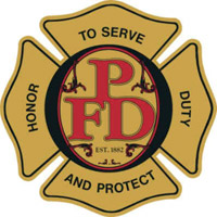 Paducah Fire Department logo