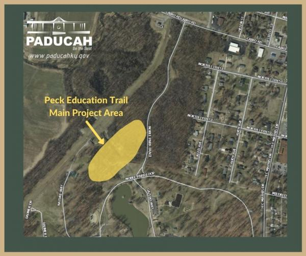 Peck Education Trail graphic