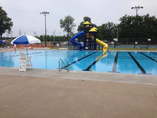 Noble Park Pool