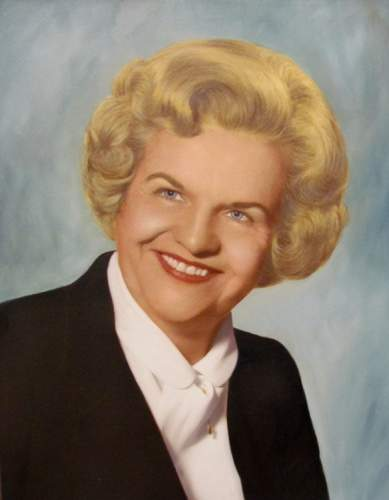 Former Mayor Dolly McNutt