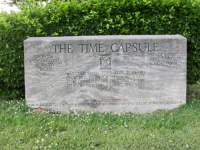 Time Capsule monument
