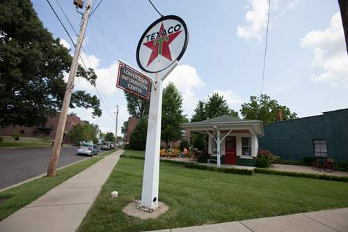 Texaco Information Center